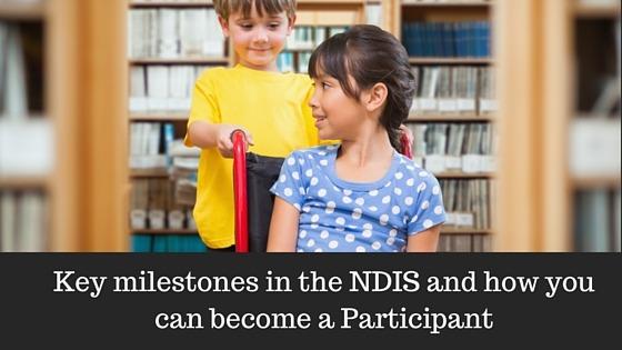 NDIS Milestones