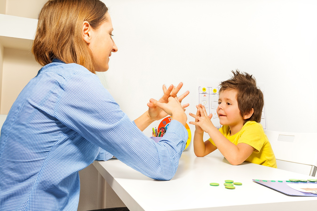 Zest Educarer and child In-Home Care