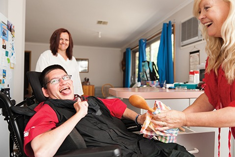 Disability Support - NDIS - Zest Care
