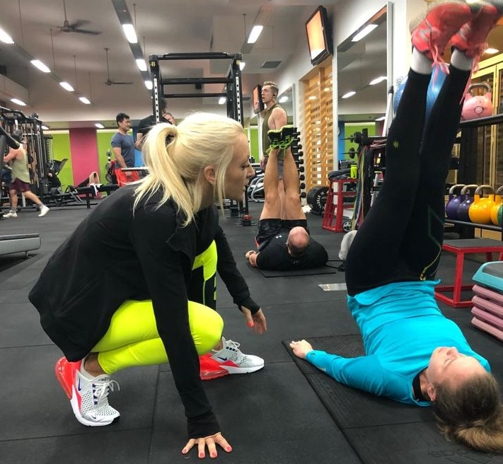 personal training for disability