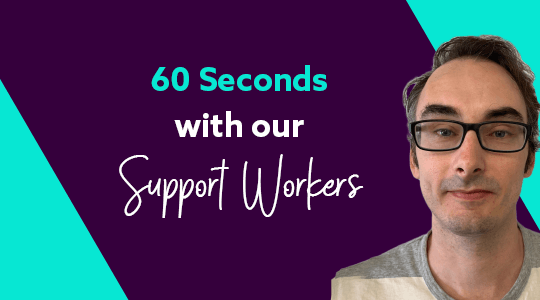 John Support Worker