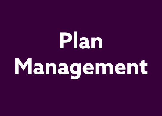 NDIS Disability Services Plan Management
